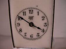 Vintage Waterbury Movement Fully Restored For Tiffany Desk Clock
