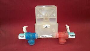 WHIRLPOOL WASHER WATER INLET VALVE W10701459 REV B WD-5950