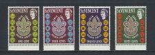 St.Vincent #216 -19 MNH, Scouts 1964