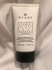 NEW Avant Skincare Supreme Hyaluronic Acid Anti-Oxidizing Moisturizer MSRP $110