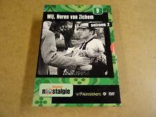 3-DVD BOX / WIJ, HEREN VAN ZICHEM - SEIZOEN 2 - DEEL1, 2 & 3 ( VRT KLASSIEKERS )