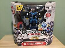 Transformers Cybertron Unleashed: Primus Supreme Action Figure Hasbro MISB
