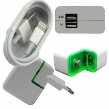 Usb Kabel MD818ZM/A+100%TURBO+Power Adapter 3100 mAh FÜR Original Apple IPHONE 7