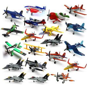 Kids Toy Mattel Disney Pixar Planes Dusty Crophopper 7 Diecast Model Loose 1:45