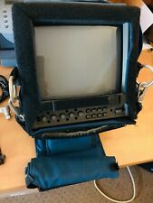 "JVC Color Video Monitor 9"" TM-910SU Professional NTSC w/Porta Brace Case"