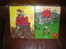 LES CHRONO KIDS - ZEP - LOT DES TOMES 2 ET 3 EN EDITIONS ORIGINALES