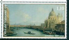 2018 Vatican City: Great Venetian Painters: Canaletto MNH
