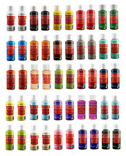 Acrylic Paint Set For Kids & Adults 50 Bottles 25 Colors Artist Painting Kit Lot