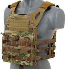 GILET TATTICO SOFTAIR MOLLE JPC MULTICAM EMERSON EM7344A airsoft tactical vest