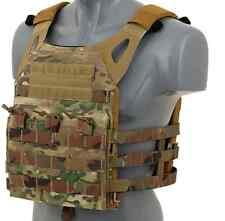 GILET TATTICO SOFTAIR MOLLE JPC MULTICAM EMERSON EM7344A airsoft tactical vest