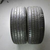 2x Pirelli P Zero * 245/40 R20 99Y Sommerreifen DOT 3913 5 mm Runflat