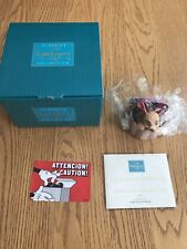 NEW WALT DISNEY CLASSICS COLLECTION LADY AND THE TRAMP PERFECT LITTLE LADY COA