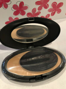 Black Opal 02-CAFE AU LAIT oil - Absorbing Pressed Powder New