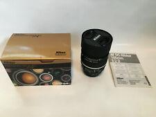 Nikon Nikkor 105mm f2D-DC AF Lens - Made in Japan - with box and manual (Estate)