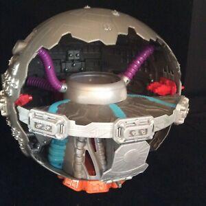 Teenage Mutant Ninja Turtles Out Of The Shadows Technodrome Playset Toy