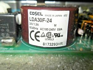 (RR11-3) 1 COSEL LDA30F-24 POWER SUPPLY