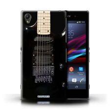 Étuis, housses et coques noir Sony Sony Xperia Z1 pour téléphone mobile et assistant personnel (PDA)