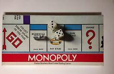 Vintage Monopoly Board Game 1975 Parker Bros