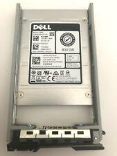 Dell 800Gb Ssd Sata 2.5 6Gbps Thnsf8800Ccse 0Vcry6 w/tray