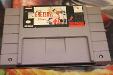 Wayne Gretzky and the NHLPA All-Stars, SNES Tested USED