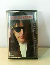 TODD RUNDGREN Anthology 1968 - 1985 Cassette Tape 1989 Rhino Records
