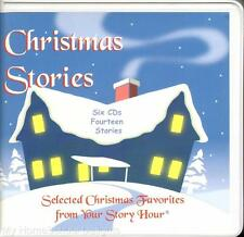 NEW Your Story Hour CHRISTMAS STORIES Collection of 14 Favorites on 6 Audio CD