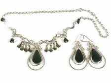 Onyx South American Jewellery Sets