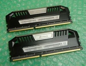 8GB Kit (2 x 4GB) Corsair Vengeance CMY8GX3M2B2133C9 DDR3 2133MHz PC Memory RAM