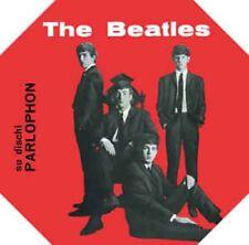 THE BEATLES - SU DISCHI PARLOPHONE VOL 1 RED VINYL LP ITALIAN SINGLES NEW MINT