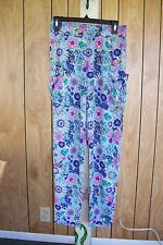 WOMEN'S JASMINE & GINGER PAJAMA BOTTOM LOUNGE PANTS RAYON S $36.00 NWT