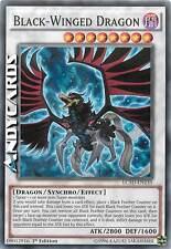 INGLESE Black-Winged Dragon / Drago Ali Nere ☻ Comune ☻ LC5D EN135 ☻ YUGIOH