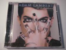 For Your Entertainment von Adam Lambert (2010) - CD mit 18 Titel -  neu & ovp