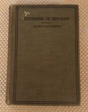 Textbook Of Botany By Allen and Gilbert 1917 D.C. Heath & Co. HC
