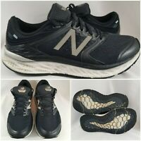 New Balance Fresh Foam 1080 v9 Running Shoes (M1080UV9) Black Men's Size 8