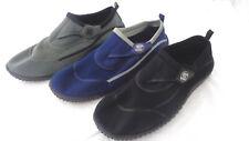 Men's Big Size Aqua Water Shoes Slip Resistant  SIZES 14 15 15.5 AQ20M