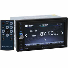 New! Planet Audio P650MB DDIN In-Dash AM/FM/Digital Media Car Stereo Receiver