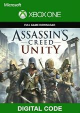 Assassins Creed Unity Xbox One Full Game 🔑 Code Key Region Free ✅FAST DELIVERY✅