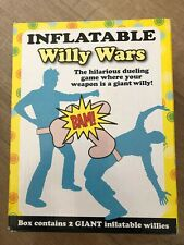 INFLATABLE WILLY WARS