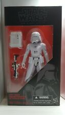 "Star Wars Black Series The Force Awakens First Order Snow Trooper 6"" Figure"