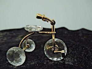 Swarovski Crystal Figurine TRICYCLE   219 198 / 9460 000 085