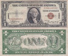 1935-A $1 Hawaii C-C Block World War II Silver Certificate FR# 2300