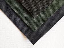 """Un nylon Sew On Patch di fissaggio per Cavalli Tappeti Per imbarcazioni Barca Copre 7"""" x 7"""" Nero"""