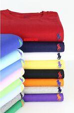 NWT Polo Ralph Lauren Men's Crew Neck Classic-Fit T-Shirt Tee S M L XL XXL