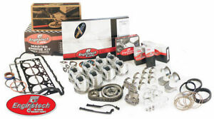 Chevy Fits GMC truck 350 5.7 Engine Rebuild Overhaul Kit 1987-1992 RCC350F