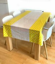 Disposable Polka Dot Table Cover Cloth Plastic PVC Tablecloth Birthday Party UK