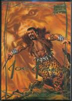 2016 Marvel Masterpieces Gold Signature Trading Card #21 Kraven /1999