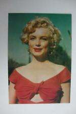 535) MARILYN MONROE UN-POSTED POSTCARD 1991 ESTATE OF MARILYN MONROE