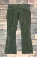 Motor Montenegro Outlaw Seamstress Jeans Womens SIZE 1/2 Small