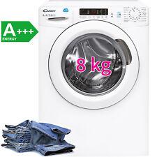 Candy A+++ 8 kg XL Eco Waschmaschine Display NFC Aquaprotect 1400 U Waschautomat