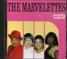 """MARVELETTES~""""THE MARVELETTES """"NOW"""" 1990's RARE CD!!!"""